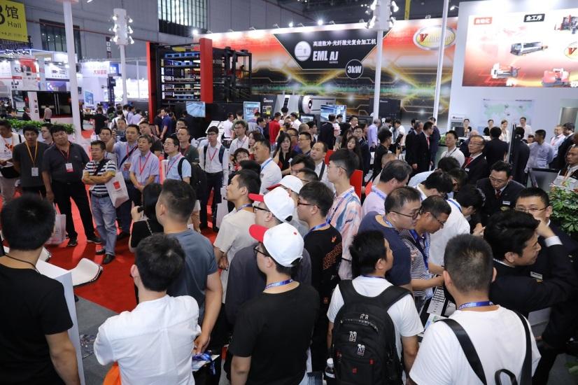 合作迈进!AMADA意向参加成都国际工业博览会