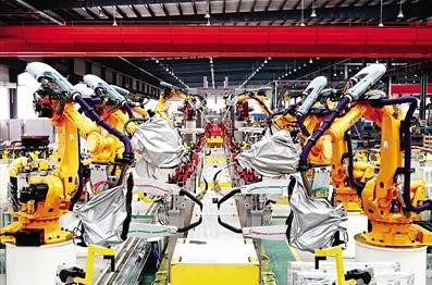 """市场回暖,""""十四五""""工业机器人产业发展如何?"""