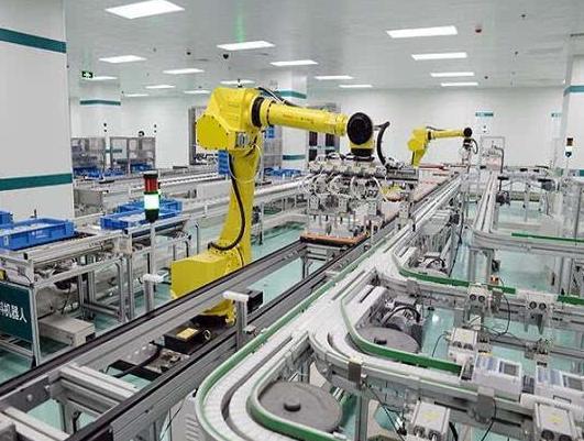 智能制造和自动化趋势下,国产工业机器人走向破局之路